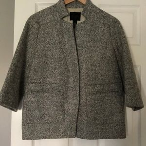 Size 8 J Crew Collection Boucle Jacket